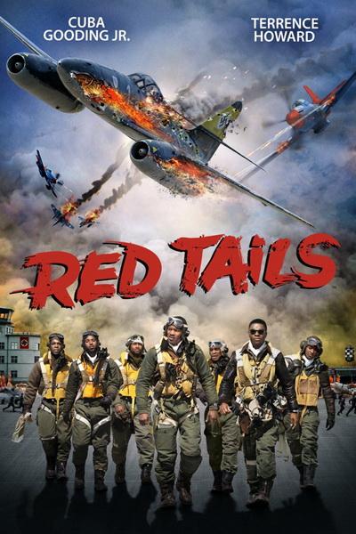 Красные хвосты (2012)