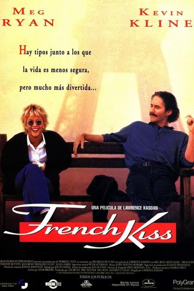 Французский поцелуй (1995) | French Kiss