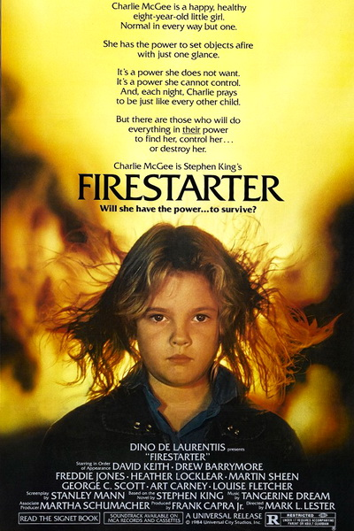 Порождающая огонь (1984) | Firestarter