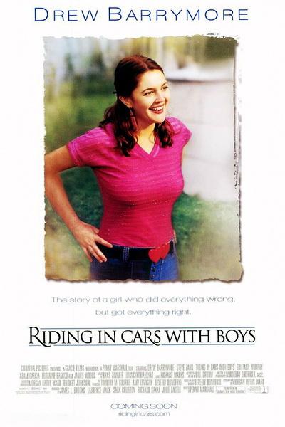 Сильная женщина (2001) | Riding in Cars with Boys