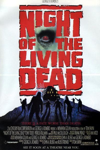 Ночь живых мертвецов (1990) | Night of the Living Dead