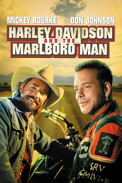 Харлей Дэвидсон и ковбой Мальборо (1991) | Harley Davidson and the Marlboro Man
