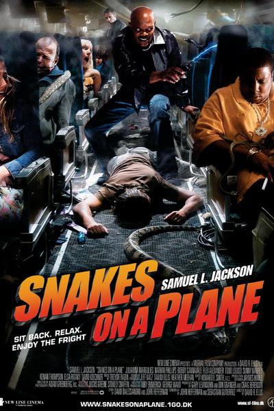 Змеиный полет (2006) | Snakes on a Plane